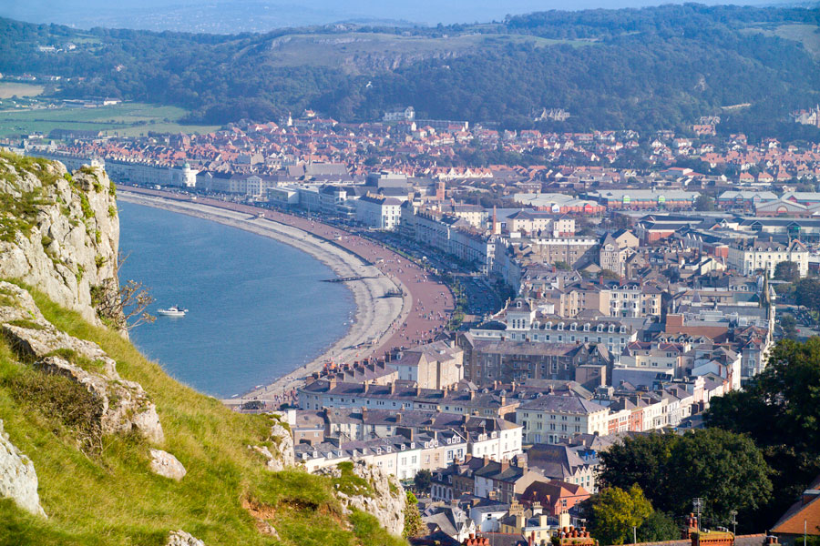 Bed And Breakfast Conwy Wales
